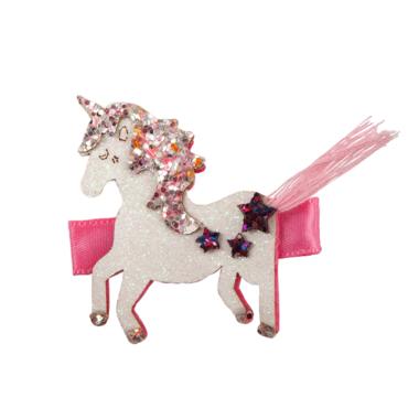 Boutique Tassy Tail Unicorn Hairclip / Great Pretenders
