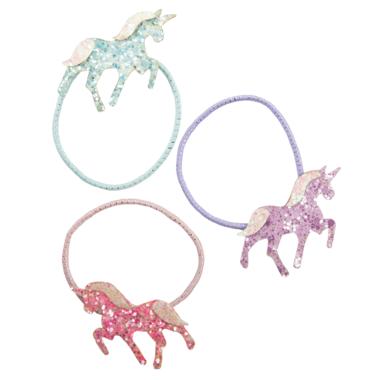 Boutique Pretty Pony eenhoorn elastiekjes / Great Pretenders