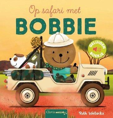 Geluidenboek: Op safari met Bobbie  / Clavis