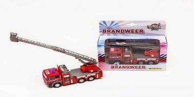Brandweer Ladderwagen / Kids Globe