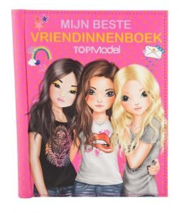 Mijn Beste vriendinnenboek / TOPModel