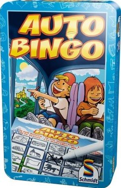 Auto-bingo / Schmidt