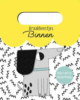 Kraakbeestjes: Binnen (knisper stoffenboekje) / Ploegsma