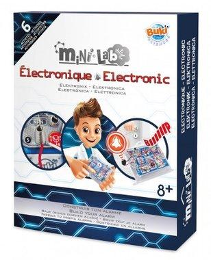 Mini Lab Electronica - 6 Experimenten / Buki