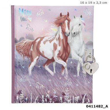 Dagboek met paarden / Miss Melody