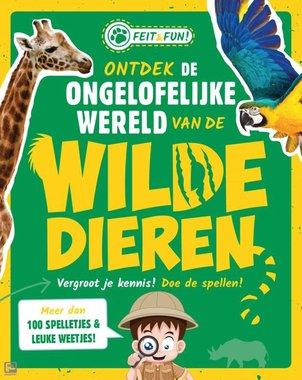 Feit en Fun; wilde dieren. 7+ / Rebo