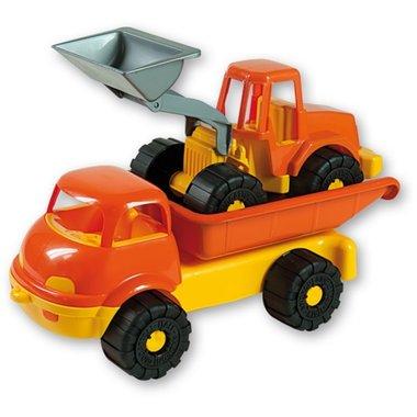 Kiepauto met shovel / Androni