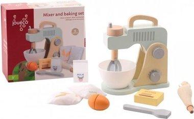 Mixer en bakset in doos, 10-delig / Jouéco