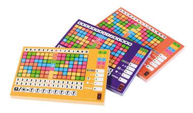 Keer op Keer scoreblokken (level 2, 3 en 4) / 999 Games