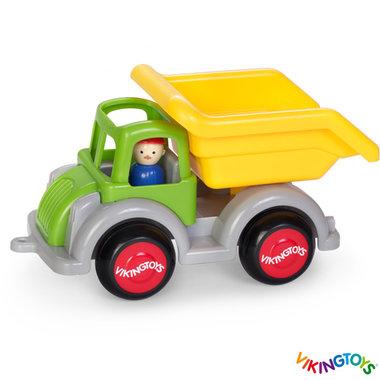 Grote kiepvrachtwagen / Viking Toys