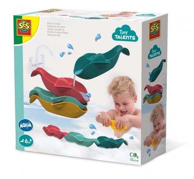 Badspeelgoed Vissen op een rij / Ses