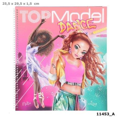 Kleurboek Dance / TOPModel