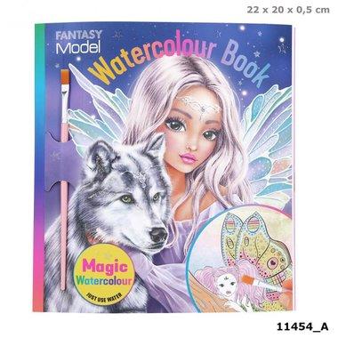 Waterverf boek FAIRY / FantasyModel