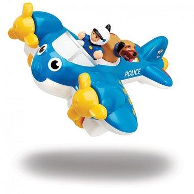 Police Plane Pete vliegtuig / WOW Toys