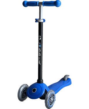 Primo V2 Black Bar step blue (3-6 jaar) / Globber