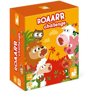 Spel - Roaarr geluidenspel / Janod