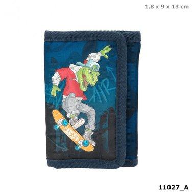 Portemonnee Skater / Dino World