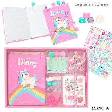Create your Diary dagboek / Ylvi & the Minimoomis