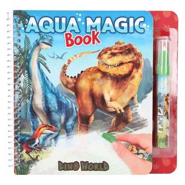 Aqua Magic Book / Dino World