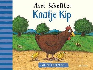Kaatje Kip (kartonboek met geluid). 3+