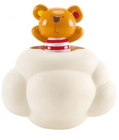 Pop-Up Teddy Shower Buddy / Hape