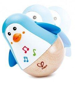 Tuimelaar Penguin Musical Wobbler / Hape