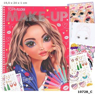 Make-up kleurboek / TOPModel