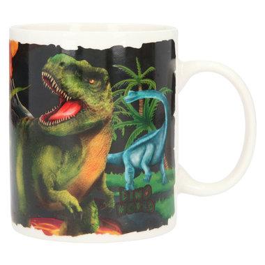 Dino beker keramiek / Dino Wold