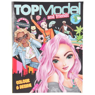 TOPModel Colour & Design Book / TOPModel