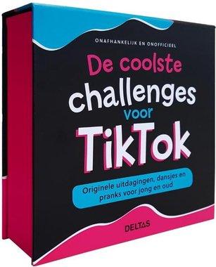 De coolste challenges voor Tik Tok / Deltas