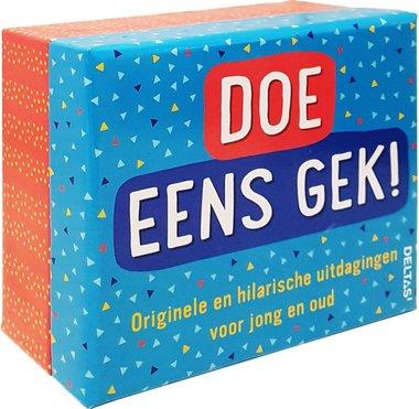 Doe Eens Gek! - Kaartenset / Deltas