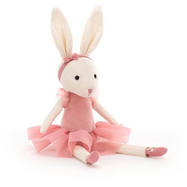 Rose Pirouette Bunny / JellyCat