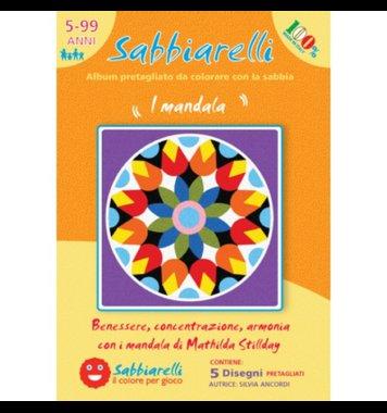 Zandkaarten Mandala's / Sabbiarelli