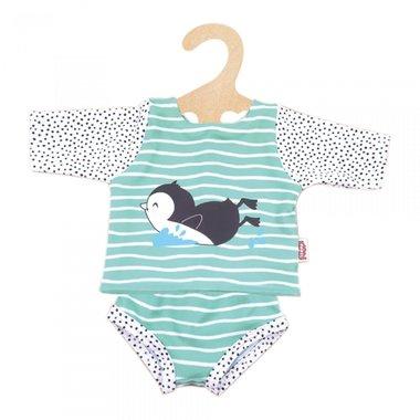 Zwemkleding 'Pinguin' (28-35cm) / Heless