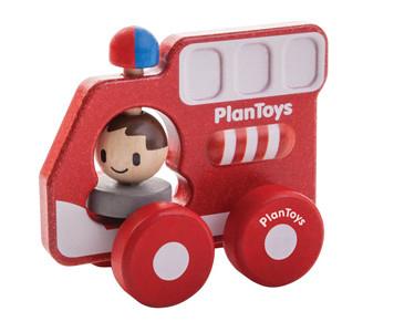 Brandweerwagen / PlanToys