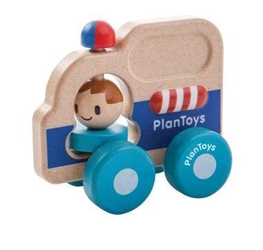 Reddingswagen / PlanToys