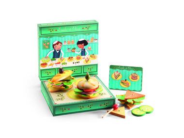 Broodjeswinkel Emile & Olive / Djeco