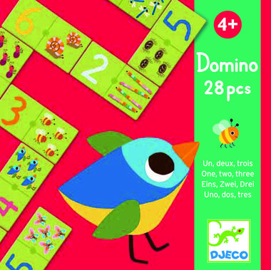 1,2,3 Domino / Djeco