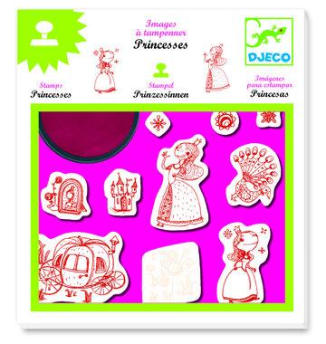Stempels Prinsessen / Djeco