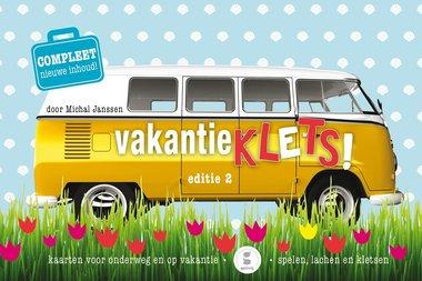 Vakantieklets! Editie 2 / Kletsboeken