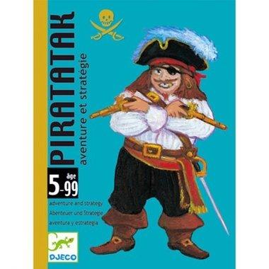 Kaartspel Piratatak / Djeco