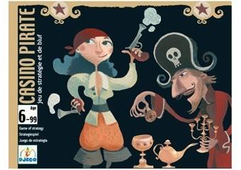 Kaartspel Casino Pirate / Djeco