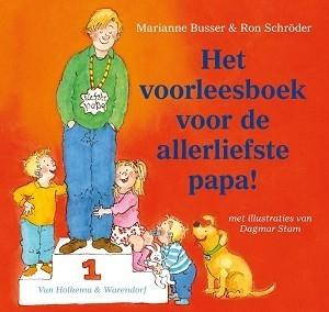 Het voorleesboek voor de allerliefste papa / Marianne Busser & Ron Schröder