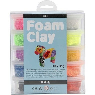 Foam Clay large Basic