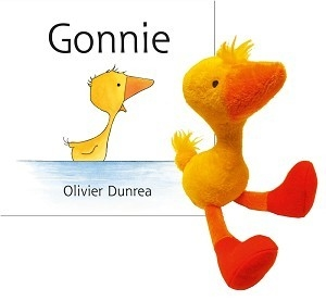 Gonnie + pluche Gonnie knuffeltje / Gottmer