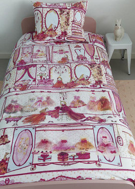 Princess Wardrobe 1-persoonsmaat / Hanneke de Jager