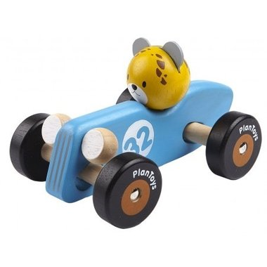 Cheeta racewagen / PlanToys