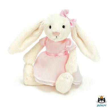 Konijn Bella Bunny Ballerina Bunny / JellyCat