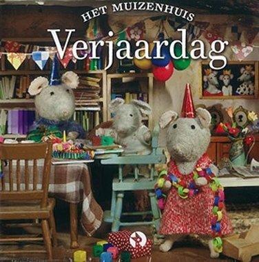Het Muizenhuis: blokboekje Verjaardag 3+  / Karina Schaapman