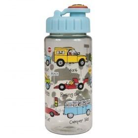 Auto's drinkfles (met rietje) / Tyrrell Katz